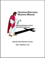Christian Education Ministry Manual