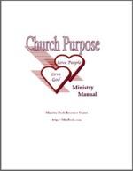 Church Purpose Ministry Manual