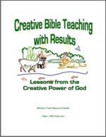 Creative Bible Teaching with Results