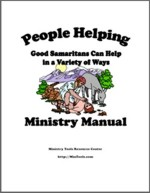 People Helping Ministry Manual