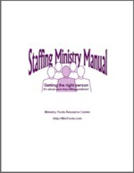Staffing Ministry Manual