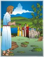 Jesus Teaching - The Master Teacher