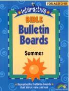 Seasonal Bulletin Boards Summer Scripture Ideas