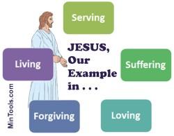 Following Jesus' Example