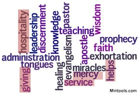 Serving Types of Spiritual Gifts