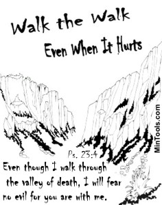 Help to Walk When It Hurts