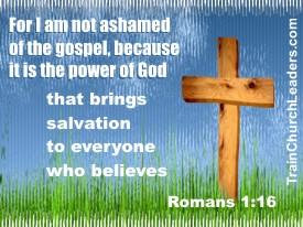 Gospel - Sharing God's Message of Salvation