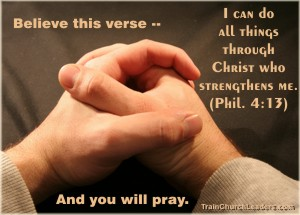 Prayerlessness Not Due to Lack of Benefits in Praying