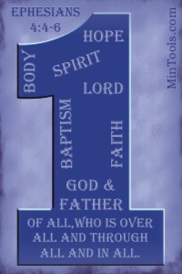 Focus of Fellowship on Oneness in Lord