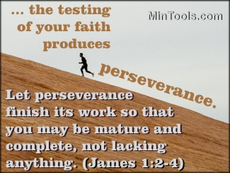 Bible Verses for Ministry Perseverance