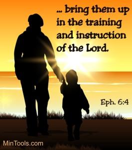 Parents Shepherd their Children