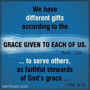 Spiritual Gifts – Fit in Ministry