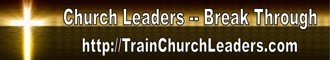 Train Church Leaders on Church Purpose