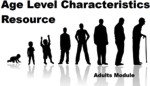 Adults Age Level Characteristics
