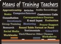 Christian Education Teacher Training Module