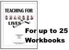 Teaching for Changed Lives Group Workbook