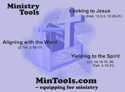 Ministry Tools to Equip
