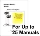 Outreach Ministry Manual Download