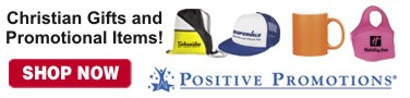 Christian gifts & Promotional Items at Positive Promotions