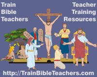Bible Teacher Training Resources