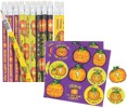 Christian Pumpkin Notepad and Pencils