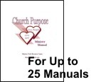Church Purpose Ministry Manual Download