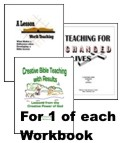 Teacher Training Workbooks Download Bundle