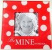 Be Mine Valentine Frame